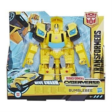 Transformers Transformers Cyberverse Büyük Figür Bumblebee Renkli